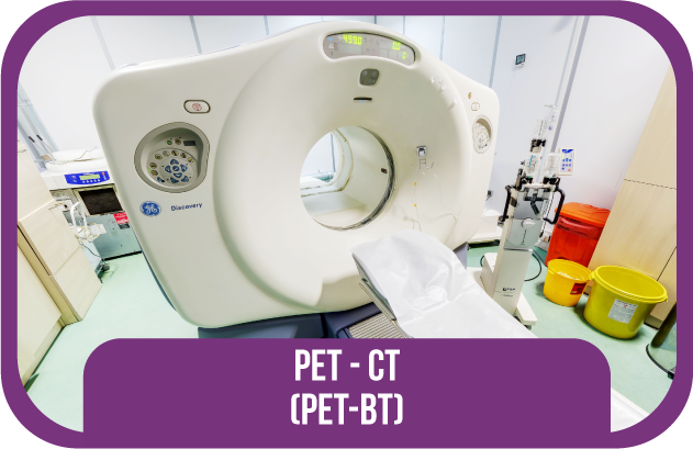 PET - CT (PET-BT)